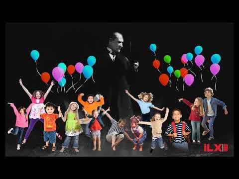 Dünya çocuklarımızın, 23 Nisan Ulusal Egemenlik Ve Çocuk Bayramı Kutlu Olsun!
