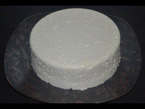 Queso blanco o fresco. receta de queso casero