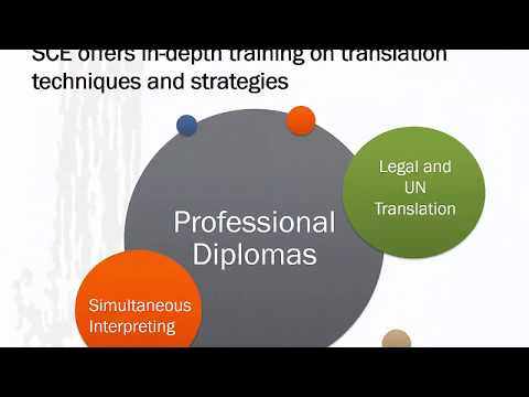 LEGAL & UN Translation Diploma