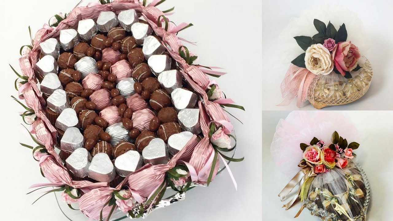 Decorative Idea Of Chocolates Tray For Wedding Wedding Tray Decoration Youtube