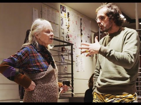 Andreas Kronthaler for Vivienne Westwood Documentary