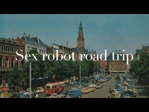 TRAILER: Sex Robot Road Trip -- An interactive comedy game