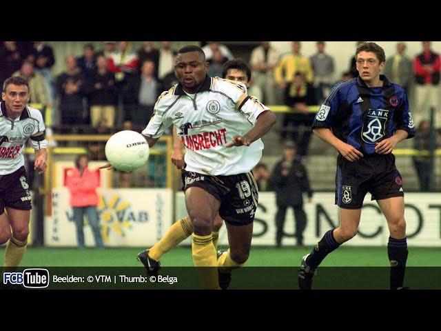 1999-2000 - Beker Van België - 01. 16de Finale - Sporting Lokeren - Club Brugge 1-0