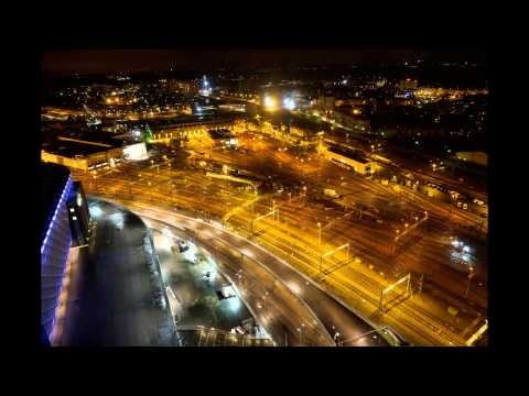 Timelapse from Solna - Sweden