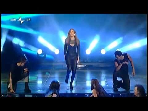 Jennifer Lopez - Medley Live 2010 [1080pHD]