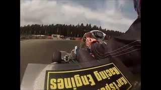 Kai Sorgenfrei - Tony Racer 401/DD2 - Onboard Karting Genk