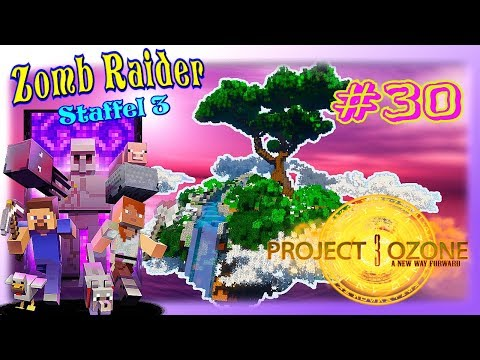 Minecraft #030 Auf nach Landia - Let's Play Project Ozone 3