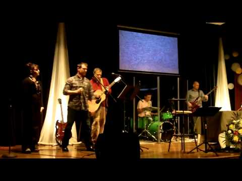 Praise Band at the Grove New Music For You and You alone
