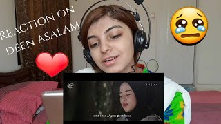 Pakistani REACT ON DEEN ASALAM COVER BY Sabyan
