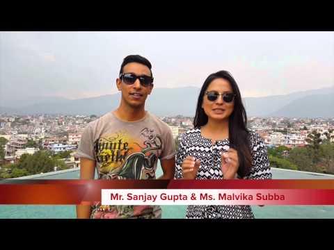 Mr. Sanjay Gupta & Ms. Malvika Subba