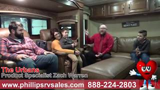 2013 Thor Redwood - Customer Review at Phillips Chevrolet - Chicago New Car Dealership Sales