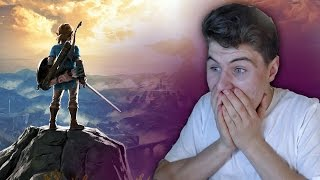 One of Zeltik's most viewed videos: Zelda: Breath of the Wild Switch Trailer 2017 REACTION