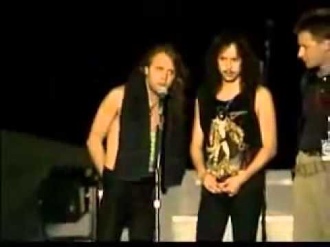 Metallica - James Hetfield Accident (Fade to black live ...