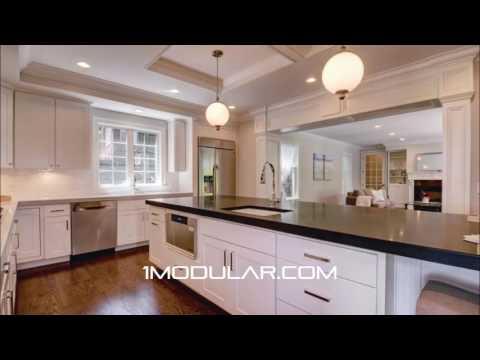 1Modular - Modular Home Interior - Prefab Homes