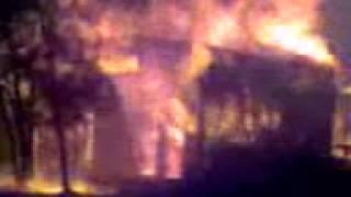 Пожар на базе отдыха Майский(, 2015-01-11T14:26:24.000Z)