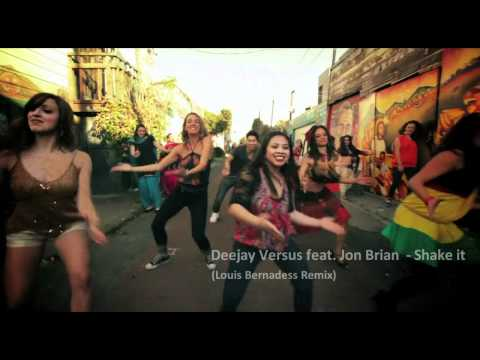 Deejay Versus Ft. Jon Brian - Shake It