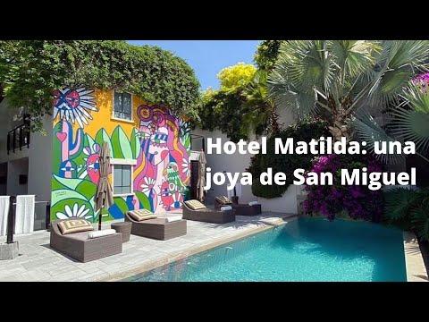 Hotel Matilda: una joya clásica y contemporánea de San Miguel de Allende