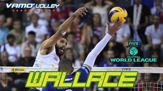 WALLACE de Souza Highlights - ALL KILLS from the World League Finals 2016
