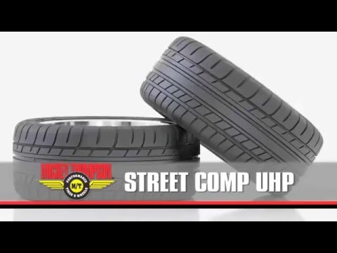 Mickey Thompson Street Comp Ultra High Performance Radial Tires Tutorial Overview
