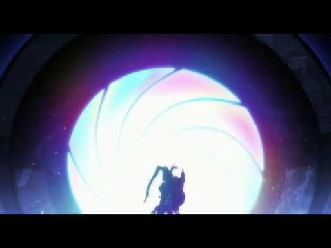 Black Rock Shooter ★ In The Darkness [HD] AMV