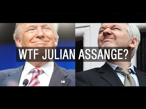 Left or Right? Traitor or patriot? What's the deal with Julian Assange? - The Feed
