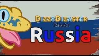 Dizzy Meets Russia : Episode 1 - The Beginning