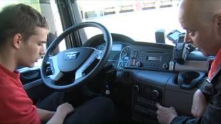 Ausbildung zum Kraftfahrer bei der Schwarz Gruppe in Göppingen