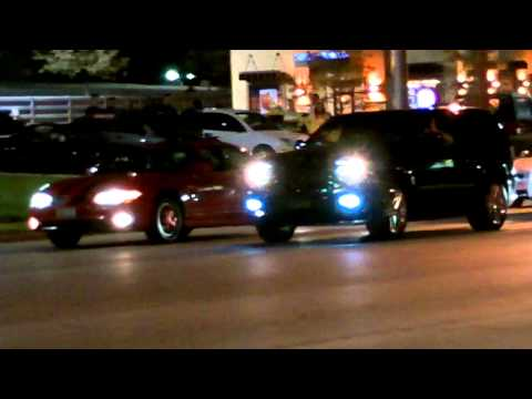 Mansfield Ohio…The Rides of Park Ave 4-13-2012
