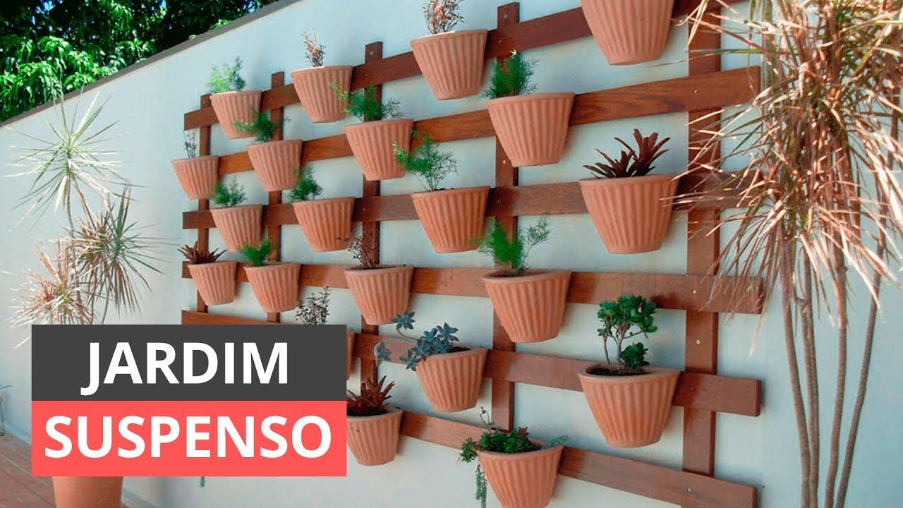 Resultado de imagem para jardim suspenso varanda