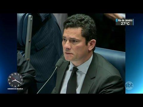 Moro critica a possibilidade de revisão da prisão em 2ª instância