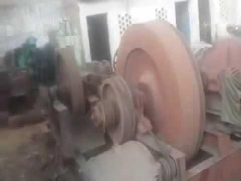 Flywheel power generation