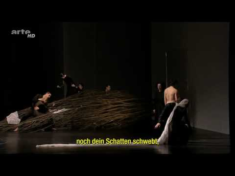 Pina Bausch:  Overture to Orpheus & Eurydice (composer Christoph Willibald Gluck)