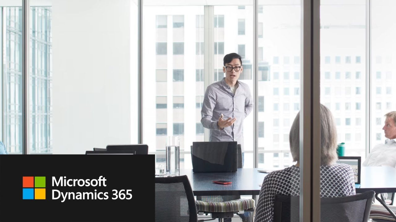 Getting around in Dynamics 365 for Sales