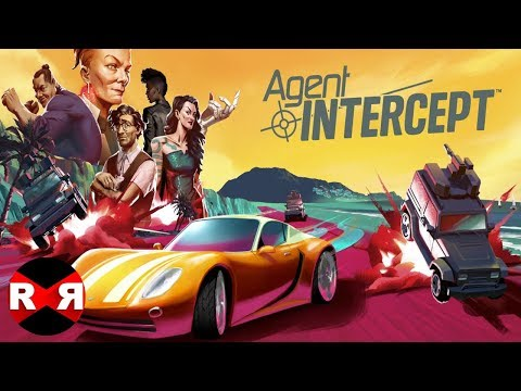 Agent Intercept (by PikPok) - iOS (Apple Arcade) Gameplay