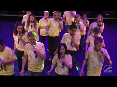 Never Gonna Let You Down – Colbie Caillat | ReMix Vocal Academy 2018 | Yellow Team Session A
