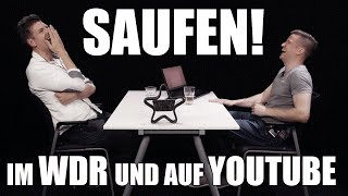 Saufen im WDR und auf Youtube - Bottle Bros!