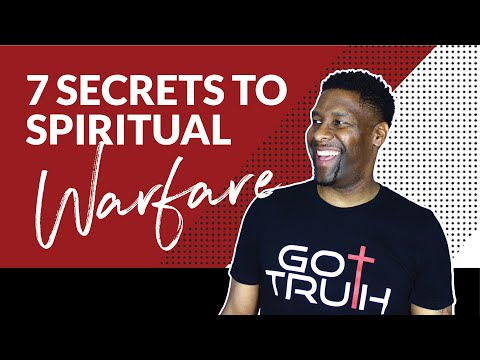 Seven Secrets of Spiritual Warfare | SATAN'S TOP 7 SECRET STRATEGIES AGAINST YOU!!