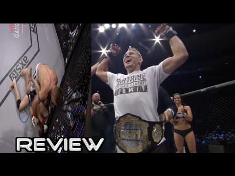 LFA 12 Derrick Krantz KNOCKOUT Ben Neumann & Becomes 1st Legacy Fighting Alliance Welterweight Champ