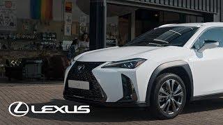 Lexus UX 250h | Självladdande elhybrid