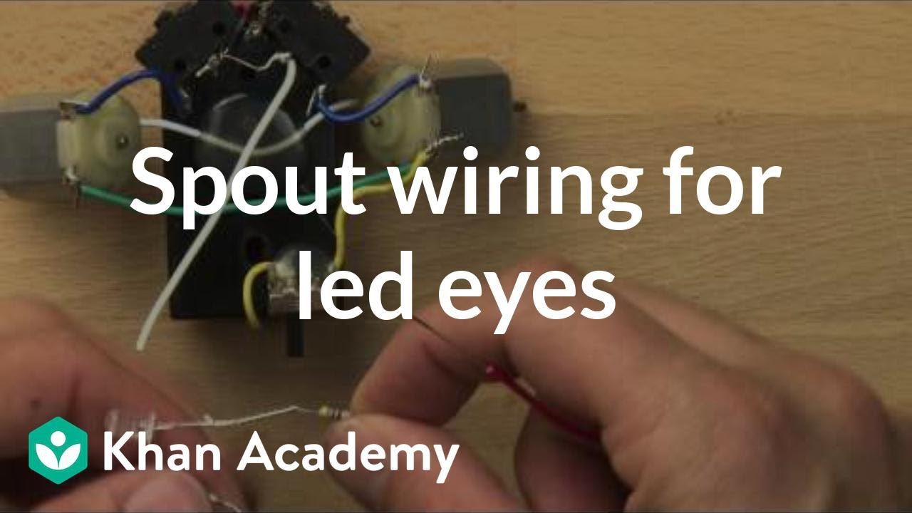 Great Bass Pickup Configurations Small Bulldog Car Wiring Diagrams Shaped 2 Wire Humbucker How To Connect Solar Panel To Inverter Diagram Youthful The Solar System Diagram BlackHow To Wire A New Breaker Spout Wiring For LED Eyes | Home Made Robots | Electrical ..