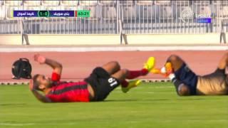 دوري dmc - اهداف مباراة بني سويف 1 - 1 كيما اسوان في الدوري الممتاز ب