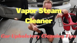 Vapor Steam Cleaner VX5000: Do you really need a steamer?