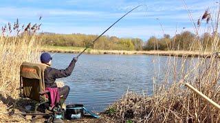 Секретная сверхуловистая снасть на карася! Поплавок с мормышкой! Как ловить много рыбы на удочку?