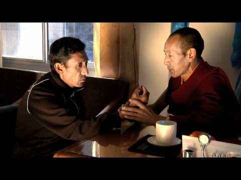 Tibet Foundation - Call Of The Snow Lion Film #6 - Traditional medicine, Dharamsala