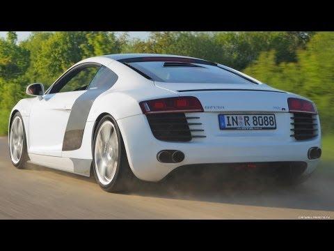 #135. MTM Audi R8R 2009 (Концепт и тюнинг)