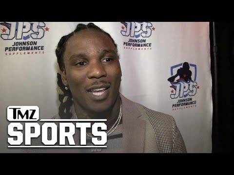 Chris Johnson Says He's A Hall Of Famer, I'm Fastest NFL Player EVER Too! | TMZ Sports