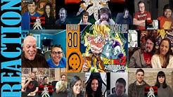 DragonBall Z Abridged: Episode 30 Part 2 - TeamFourStar (TFS) REACTIONS MASHUP