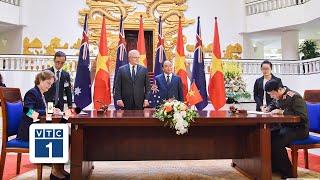 Việt Nam - Australia quan ngại về căng thẳng trên biển Đông