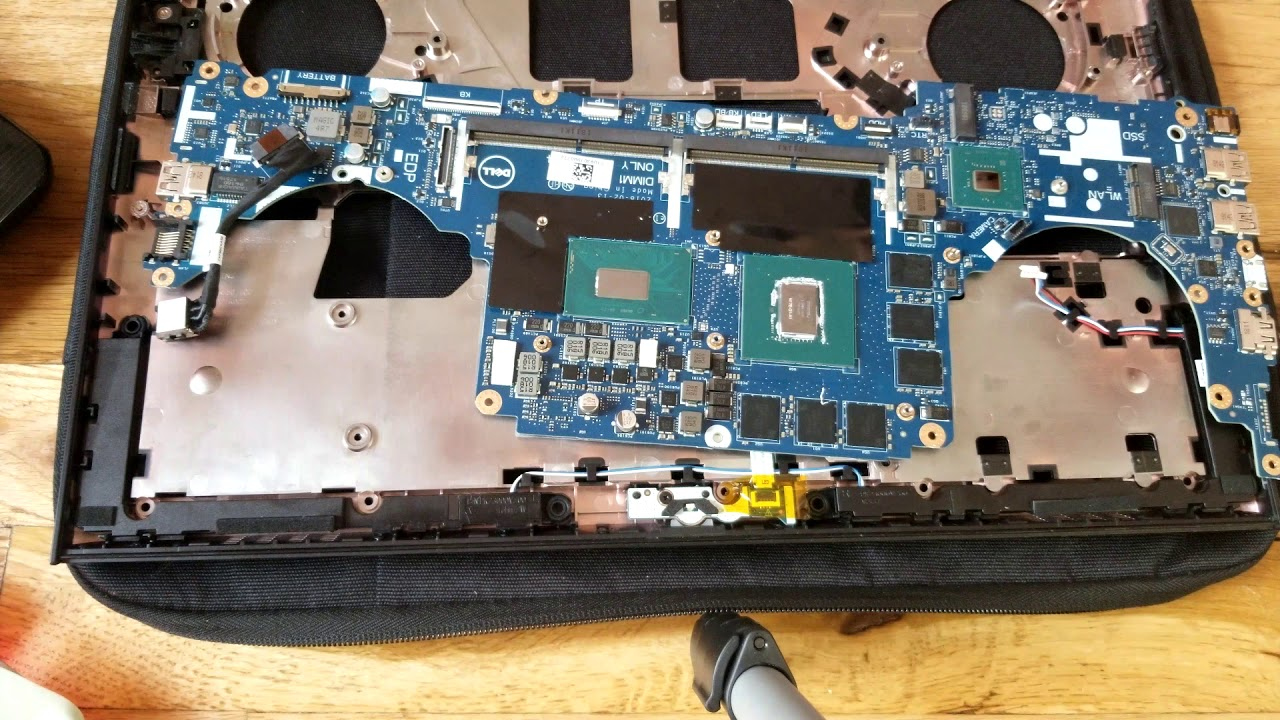 Dell G7 15 7588 Disassembly