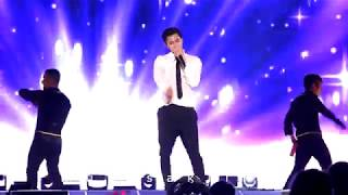 170708 SMTOWN Live in Seoul 유노윤호 somebody to love